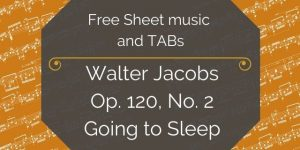 jacobs music for guitar