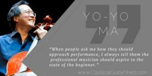 yoyo ma how to approach practice and performance