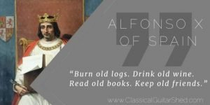 Alfonso X of Spain Friends