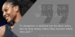 Serena Williams on Staying in the Game