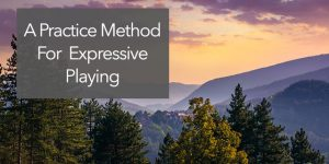 musical phrasing practice method
