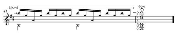 Bach Cello Prelude Rubato Ending