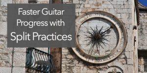 classical guitar practice tips