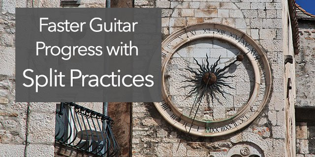 """Featured image for """"Split Practices for Faster Progress and Easier Scheduling"""""""