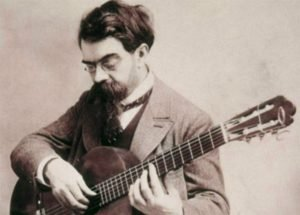 Tarrega Spanish Guitar
