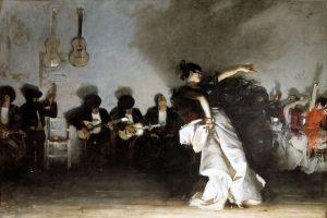 flamenco guitar group