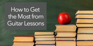 guitar lessons student tips