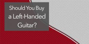 left-handed guitar tips