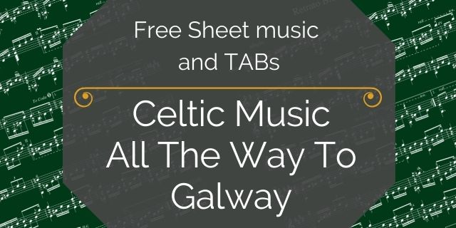 """Featured image for """"Celtic Music – All the Way to Galway"""""""