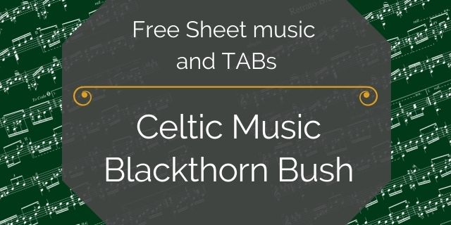"""Featured image for """"Celtic Music – Blackthorn Bush"""""""