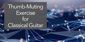 guitar thumb exercise