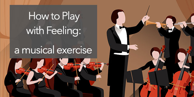 """Featured image for """"A Musical Phrasing Exercise for More Expressive Playing: Conduct and Sing Your Pieces"""""""